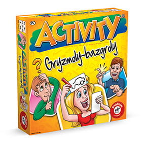 Activity Bazgroły Gryzmoły